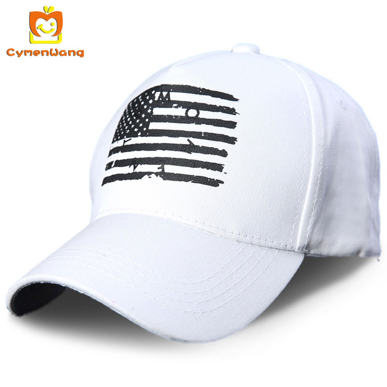 5f52633336d Cymenwang wholesale brand spring cotton baseball cap snapback hat summer  hip hop fitted hats gorras 5 ...