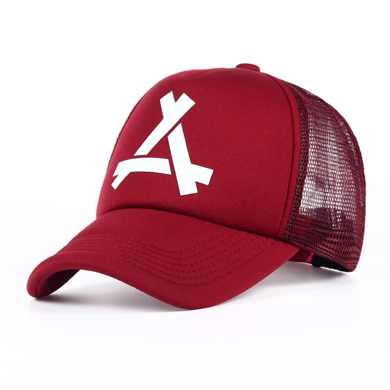 2a322537141 VORON 2017 New Summer Baseball Mesh Golf Cap Cap Snapback Hat Fashionable Polo  Sports Hiphop Trucker ...
