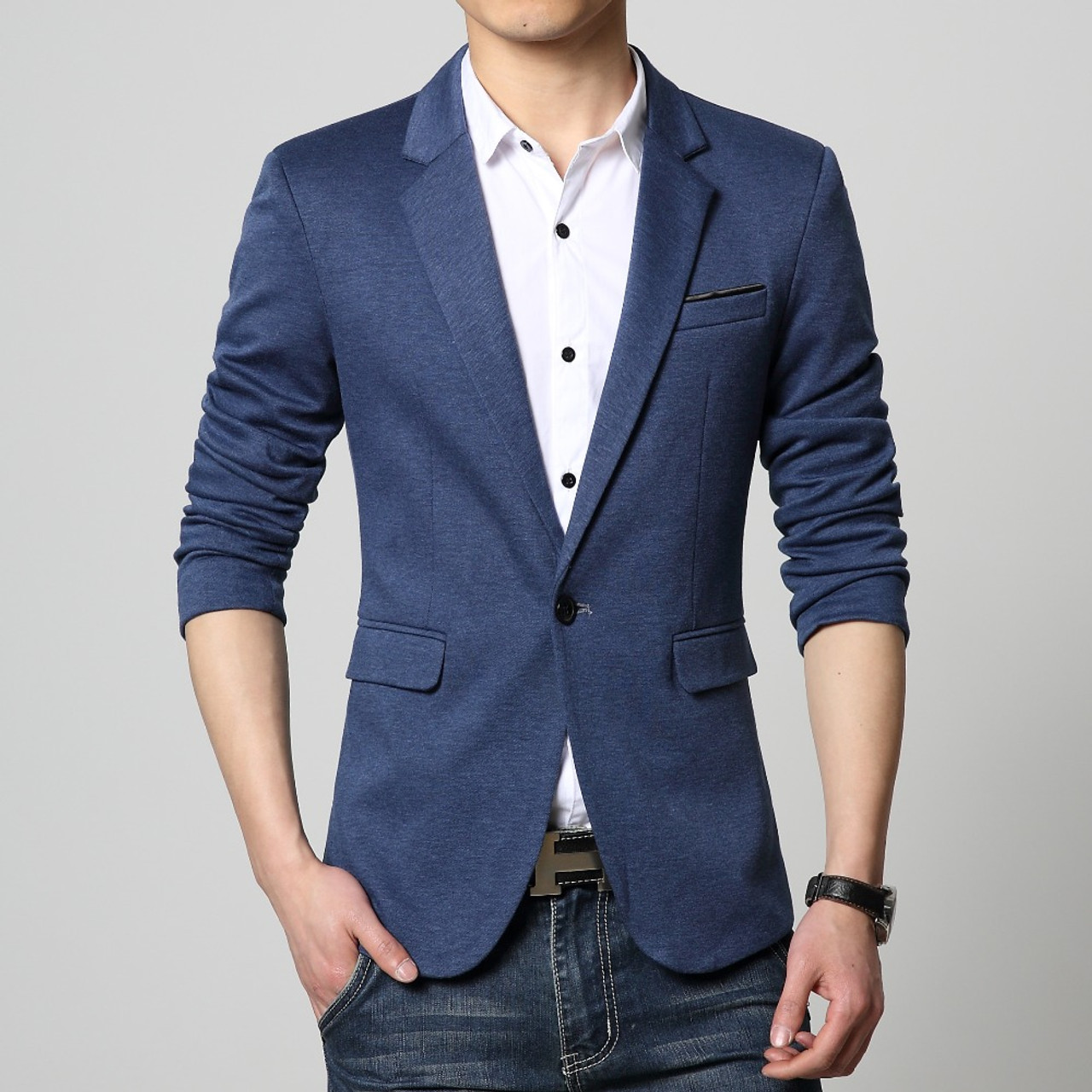 6f19e951c8 ... 2018 new arrival blazer men cotton linen soild 4 color men suit plus  size men blazer ...