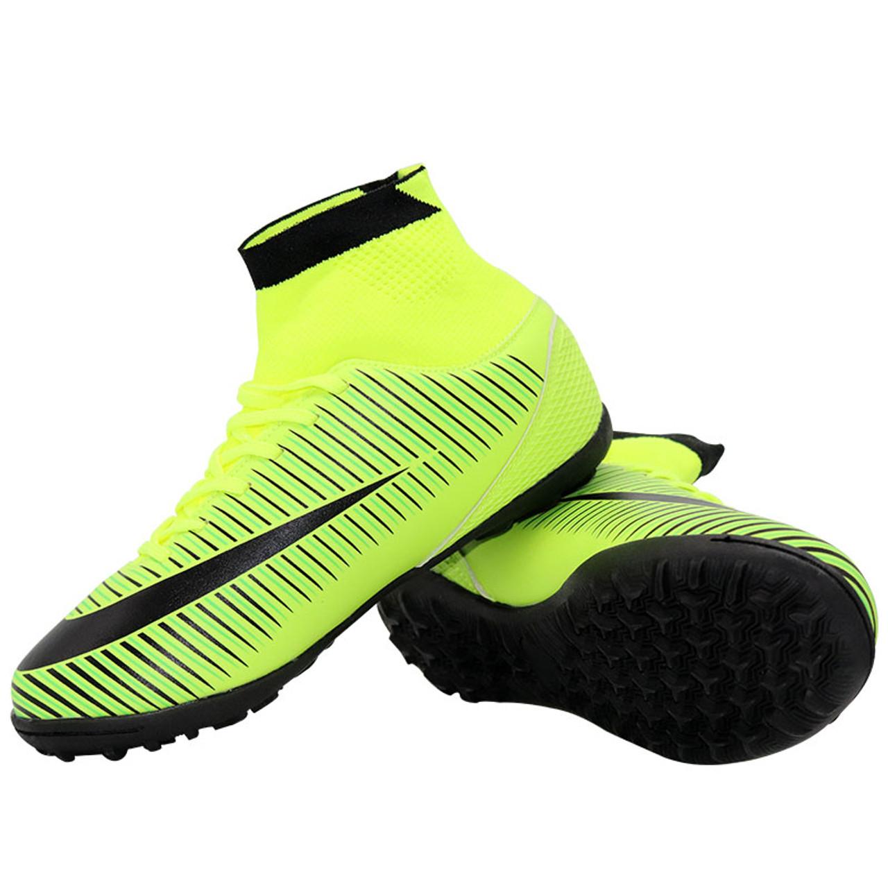 Indoor Futsal Soccer Boots Sneakers Men