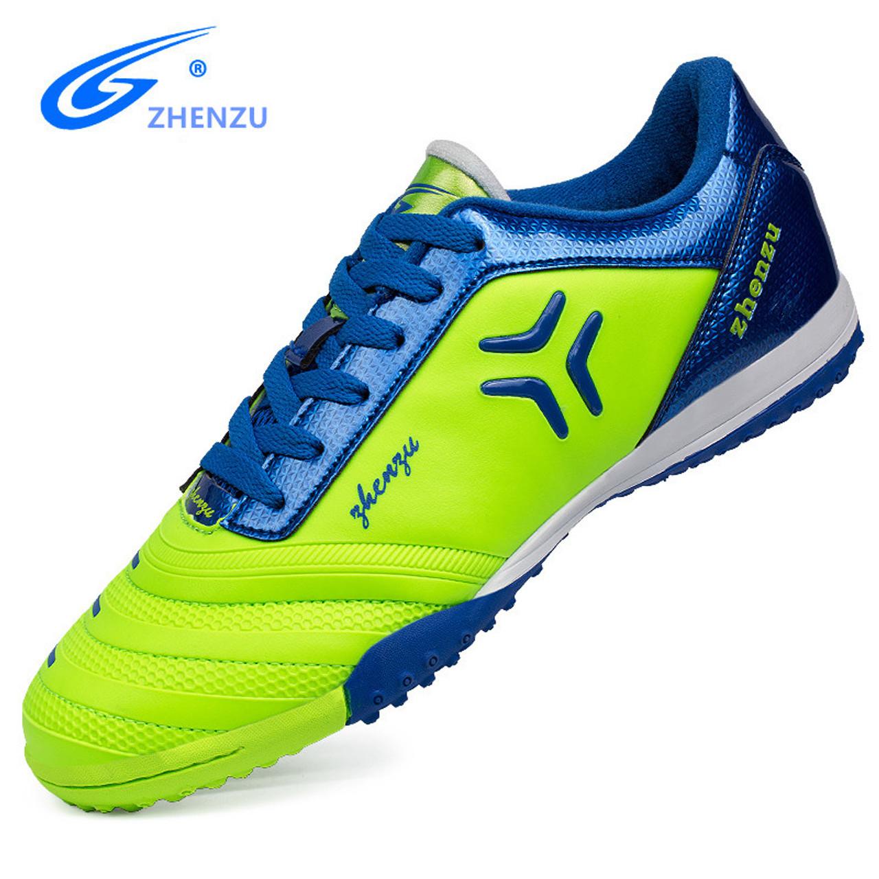 332710aa5 ... ZHENZU Men Kids Football Boots Superfly Original Indoor Soccer Cleats  Shoes Sneakers chaussure de foot voetbalschoenen ...