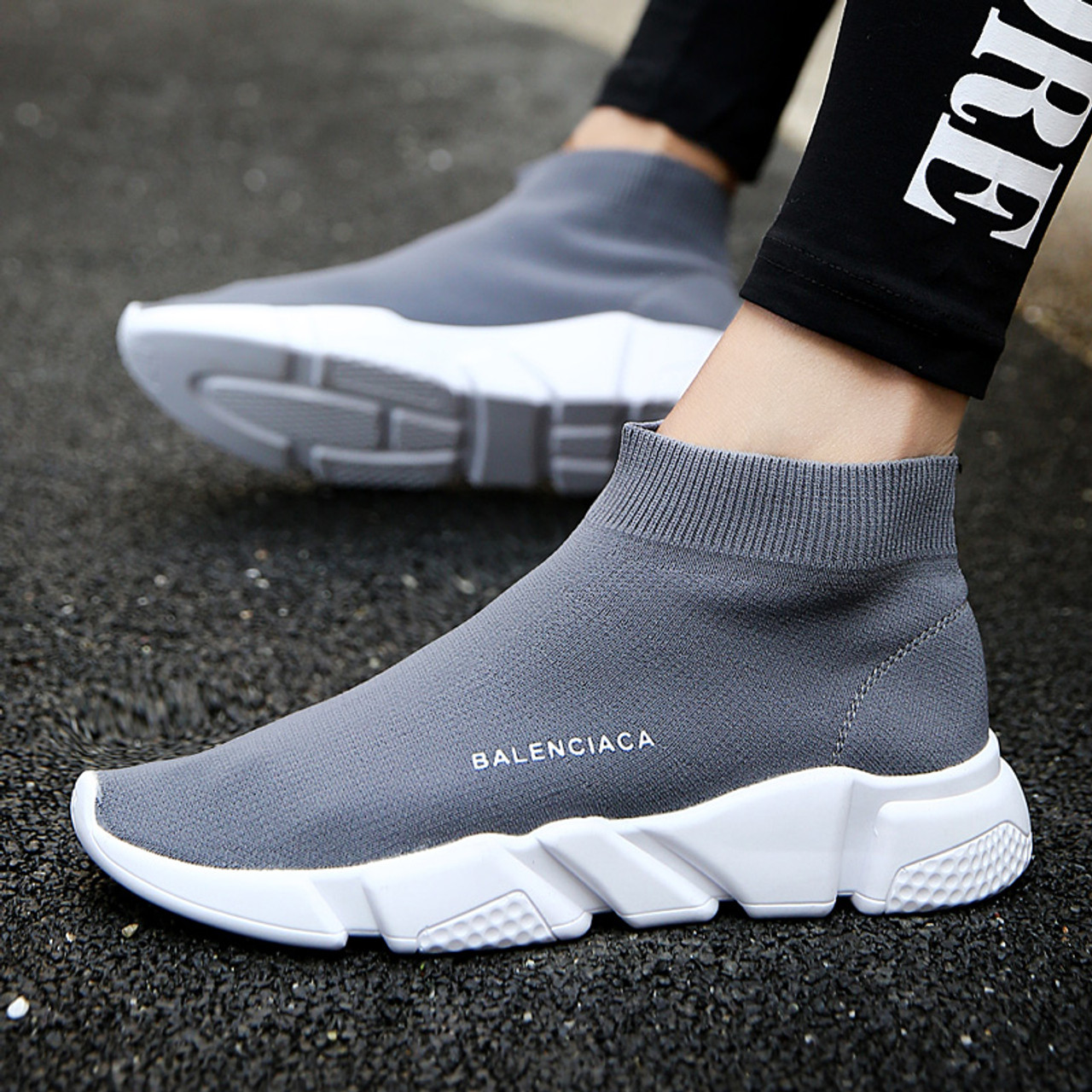 Mens Women Sneakers Outdoor Sport Gym Shoes Breathable Running Casual Athletic