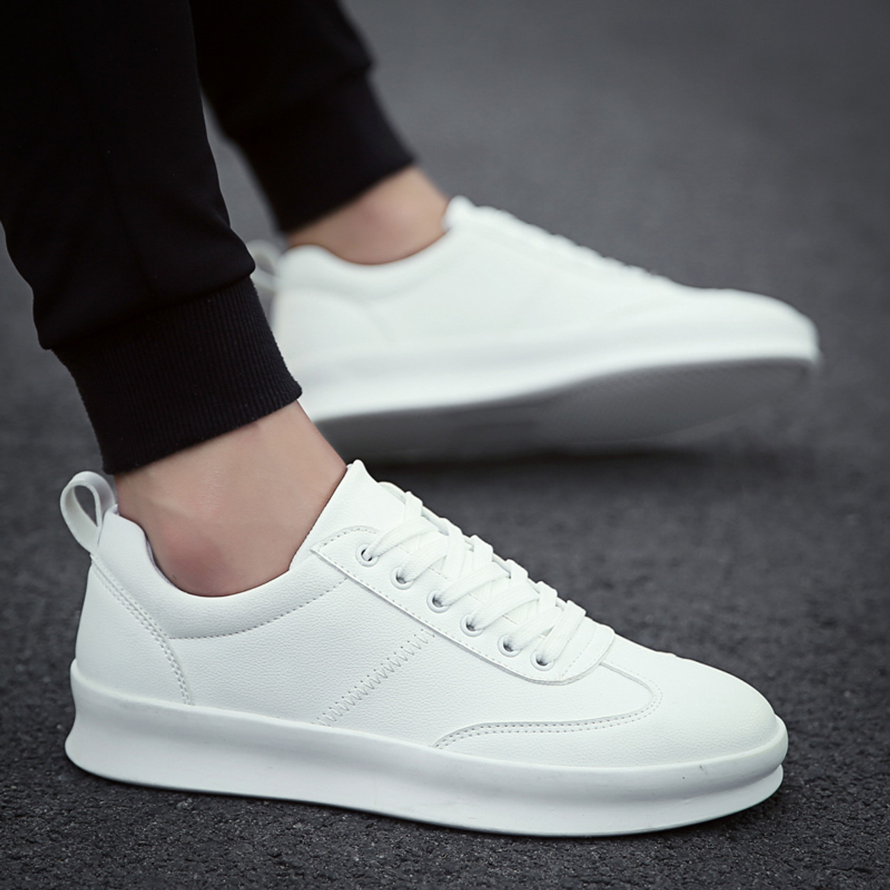 Outdoor Sneakers Breathable Black