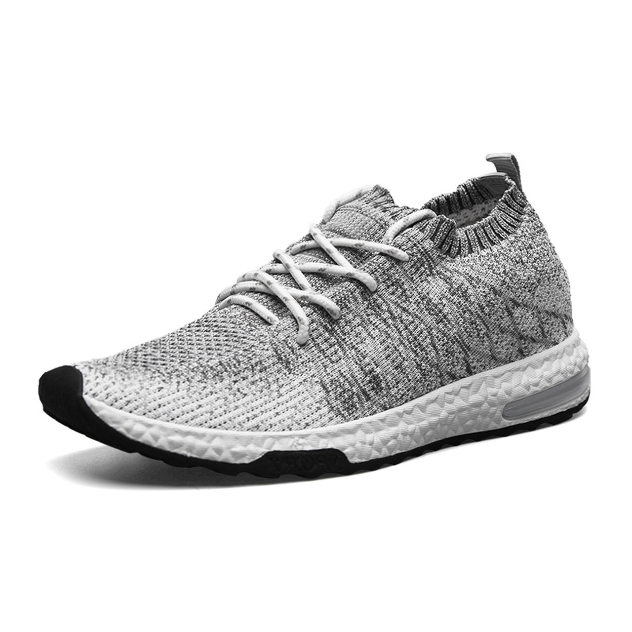 6930e27c9f75 ... Running Shoes Men Trainers Breathable Men Gym Shoes 2016 Summer Boys Athletic  Shoes Gray/Orange ...