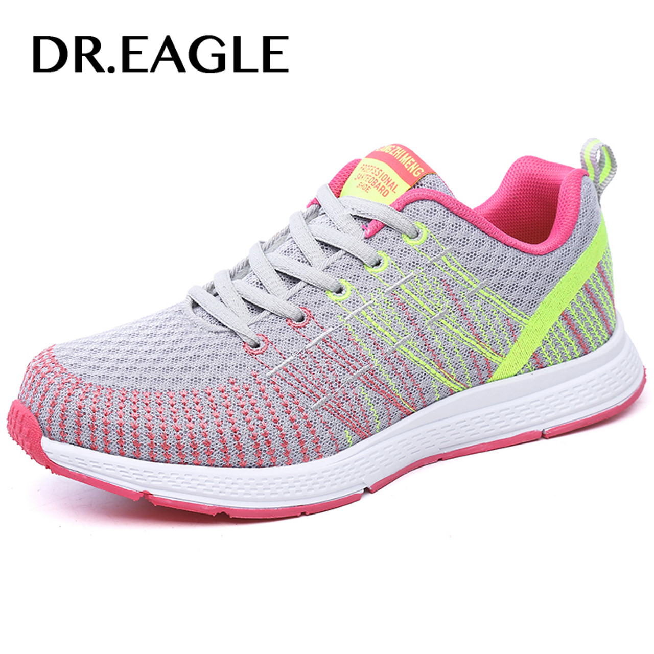DR.EAGLE Womens Outdoor Sport sneakers