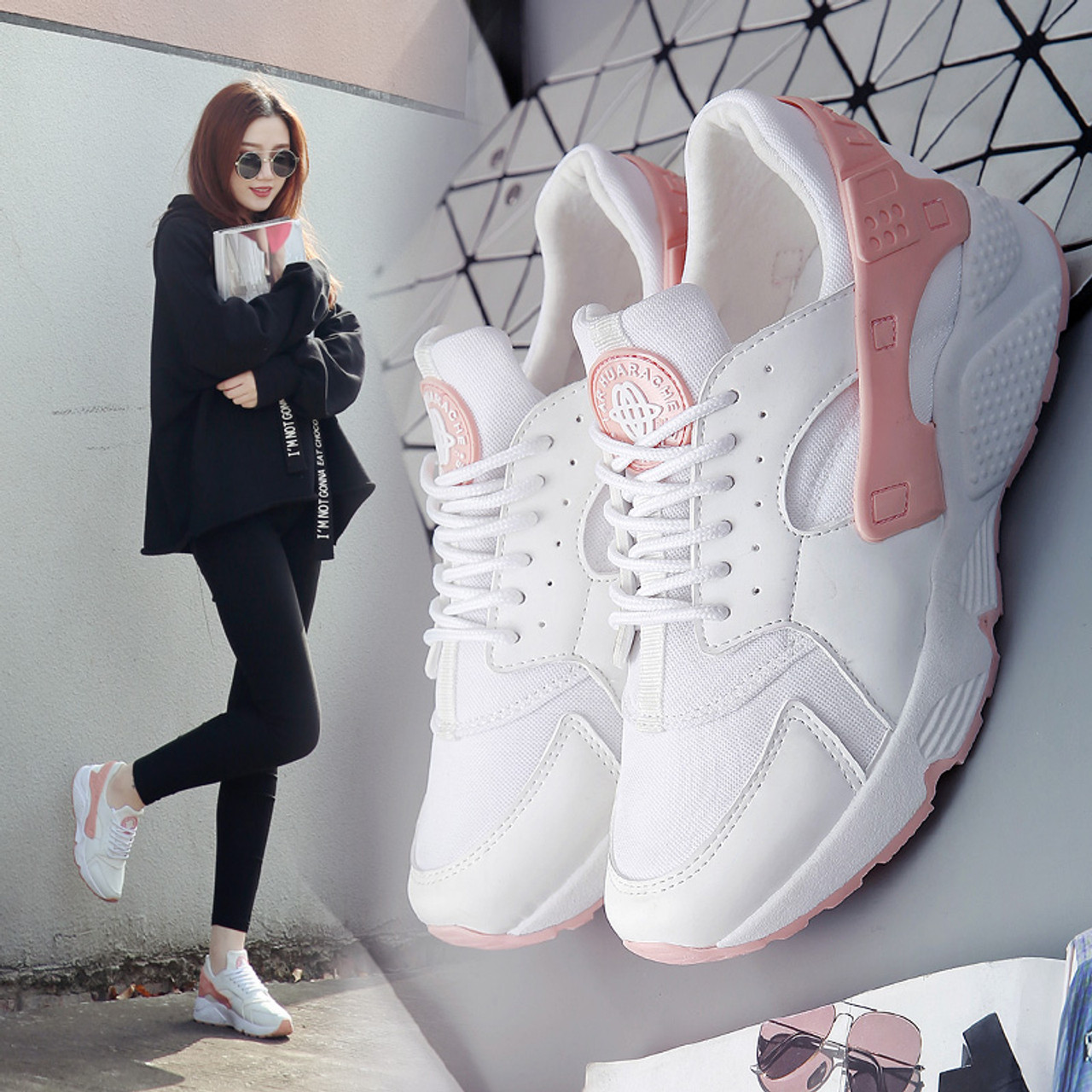 cushioned shoes for women