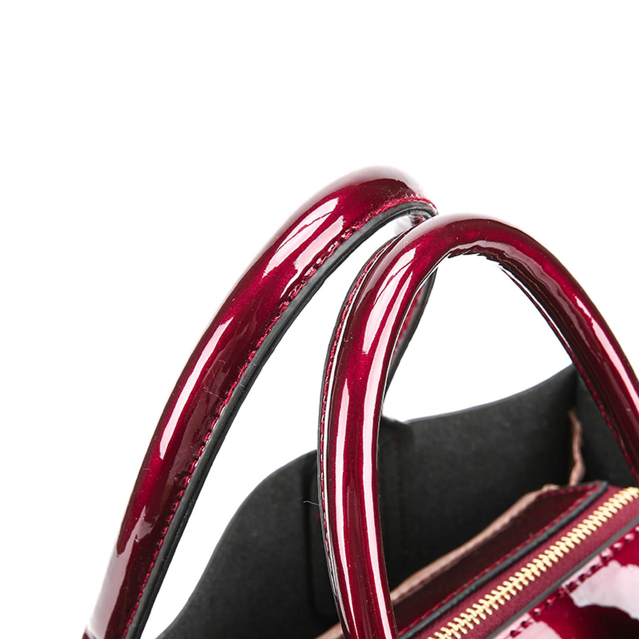 ... Bright Solid Patent Leather Women Fashion Bags Ladies Simple Luxury  Handbags Casual Shoulder Messenger Bags Sac ... 119f1e9e1b