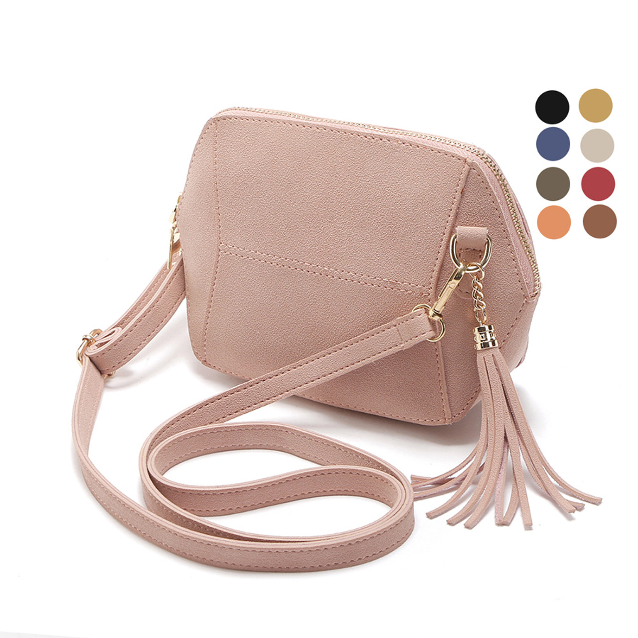 Fringe Crossbody Bag Women Suede Clutch Bag Girl Fashion Messenger Shoulder  Handbags Ladies Beach Holiday Tassel Bags 10 colors - OnshopDeals.Com 484af7fce9