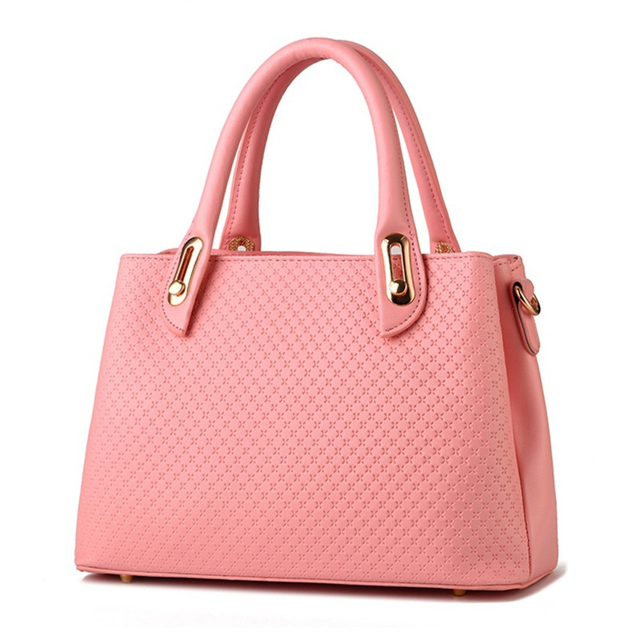 38c22cf33ae New Female Bag In Europe and The Stereotyped Fashion Female Bag Worn One  Shoulder Bag