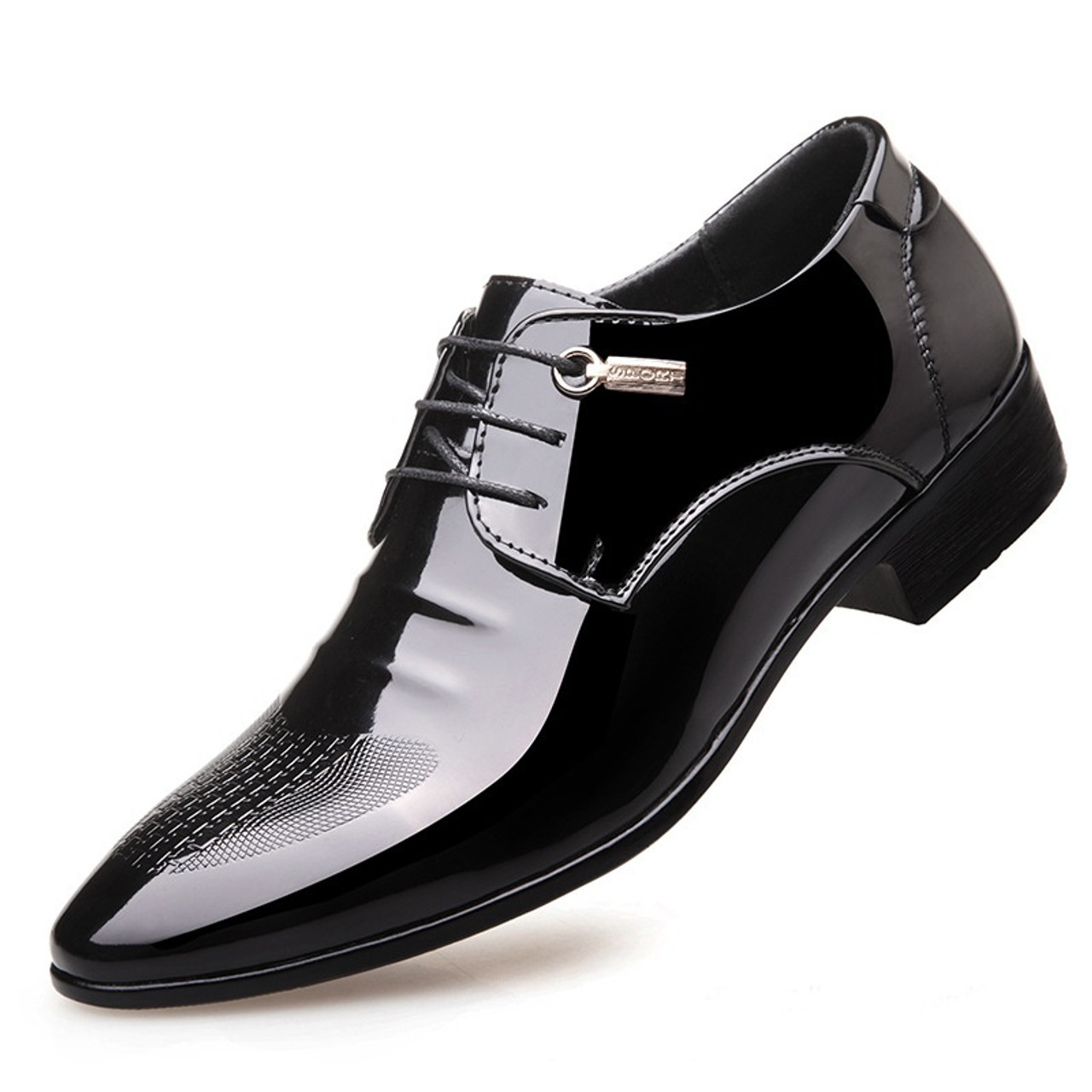 f5daadb783 ... Mens Work Business Casual Leather Shoes Smart Dress Formal Wedding Flat  Loafers ...