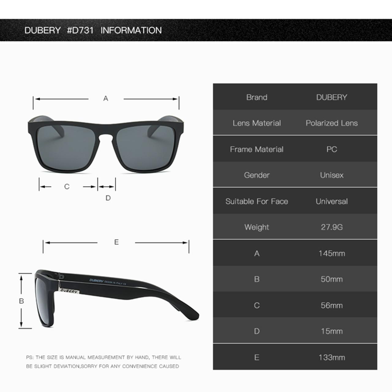 4ca2dd6c2f9 ... DUBERY 2018 Polarized Sunglasses Men s Aviation Driving Shades Male Sun  Glasses For Men Retro Cheap Luxury ...