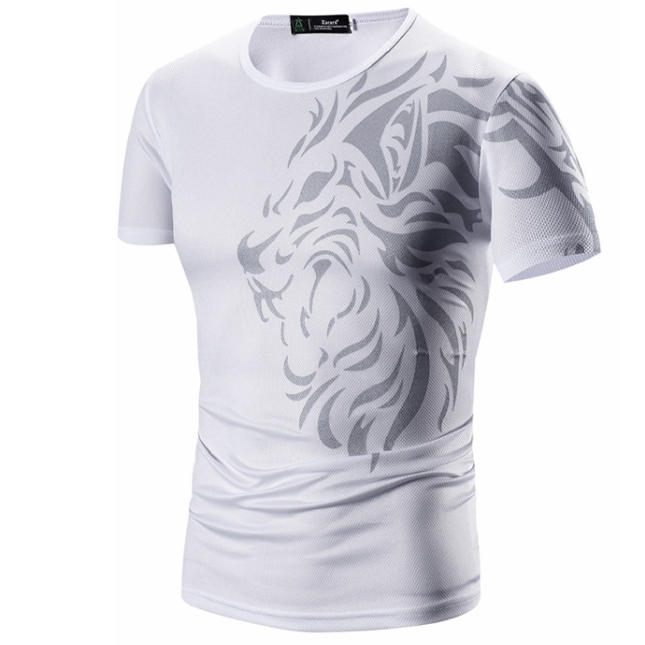 9a1ab1758227 ... T Shirt Men 2018 New Brand Summer High Quality Short Sleeve Printing  Casual Male T- ...