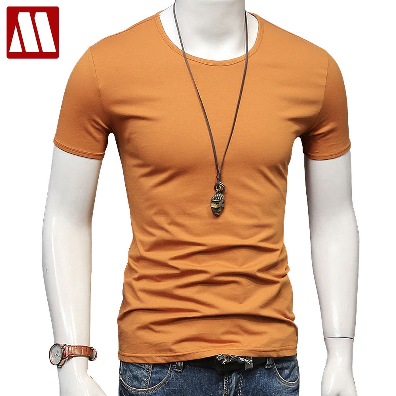 d19b02f5 2018 New Fashion Man Cotton Casual t shirt Summer Style T-shirt Mens o-neck  Comfortable Homme Short Sleeve Top Tee Plus Size 5XL - OnshopDeals.Com