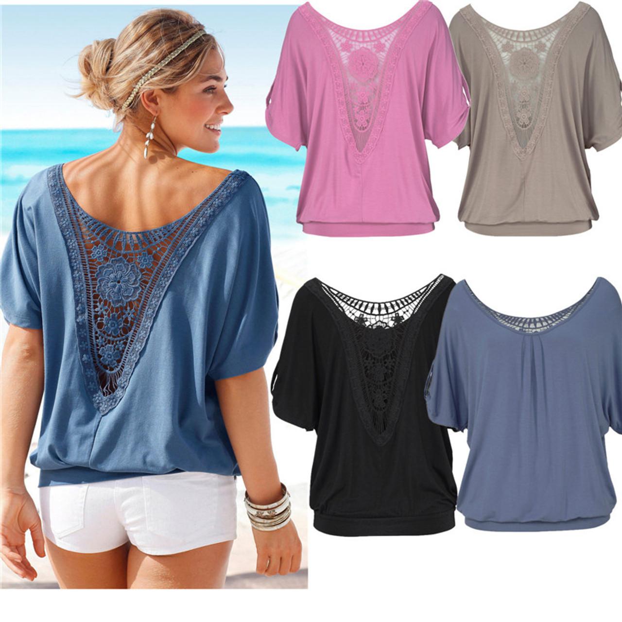 82ab027049bd ... Fashion T Shirt Women Plus Size XXXXL 5XL Summer Casual 0-Neck Top Tee  Harajuku ...