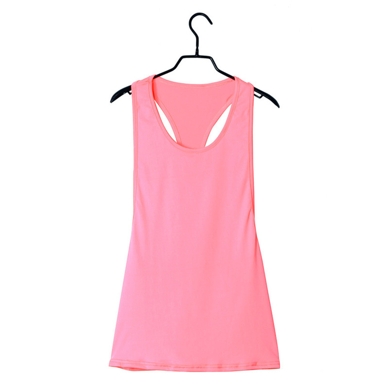 90c3c64d9e439d ... Feitong New Fashion Tank Top Women T-shirt Summer Vest Sexy Loose Solid  Color Sleeveless ...
