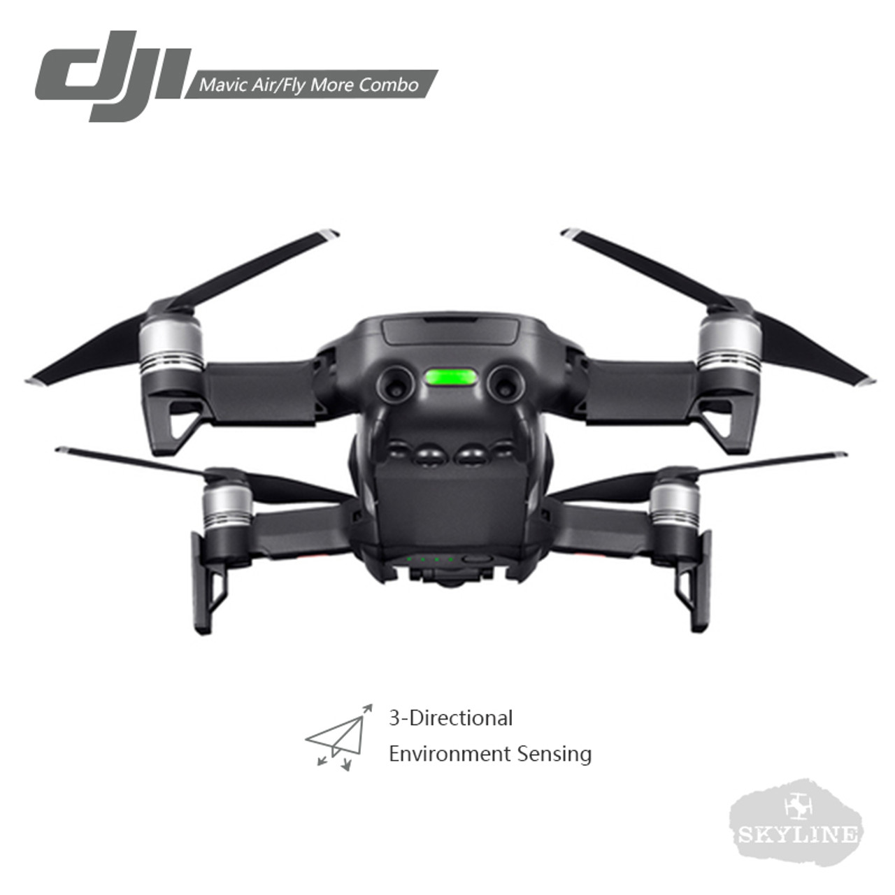 760546d046e ... DJI Mavic Air/Mavic Air Fly More Combo drone 4K 100Mbps Video 3-Axis ...