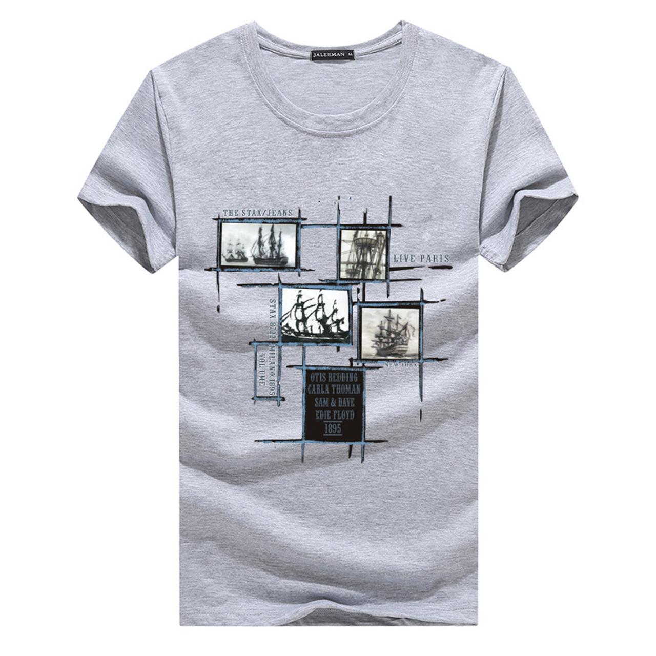 acf26d67aab Jalee Man 2018 Men s T-Shirts Plus Size 5XL Tee Shirt Homme Summer Short  Sleeve Men T Shirts Male TShirts Camiseta Tshirt Homme