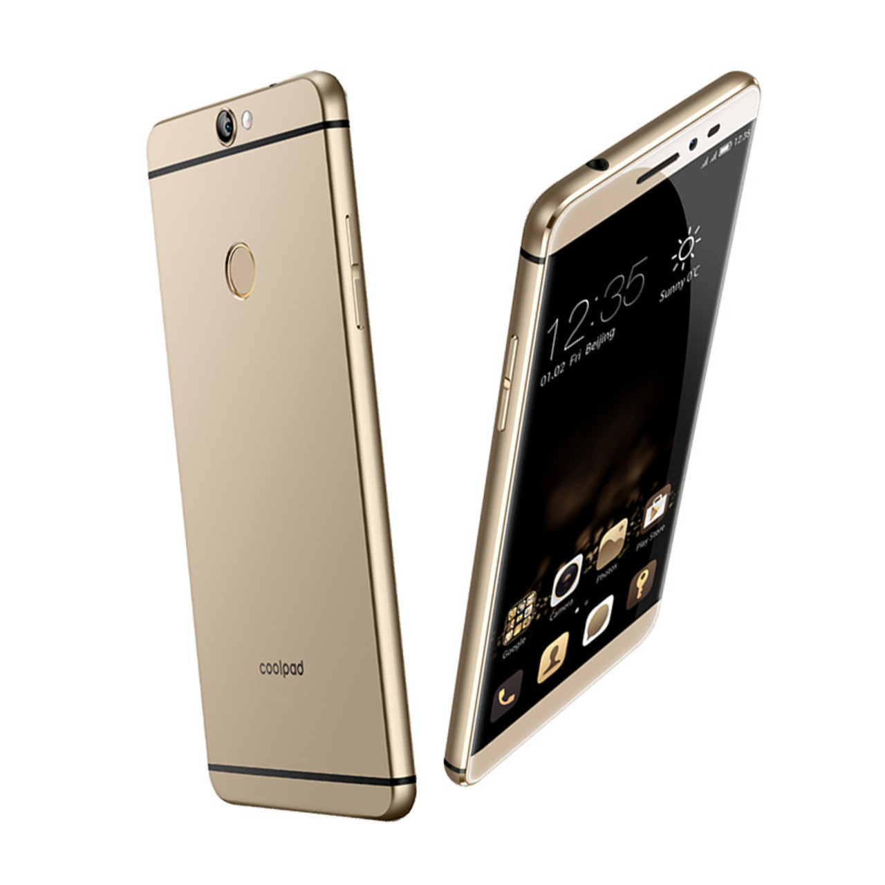 Original Coolpad Max A8 4GB 64GB Smartphone Snapdragon MSM8952 Mobile Phone  Octa Core Cell Phones 5 5