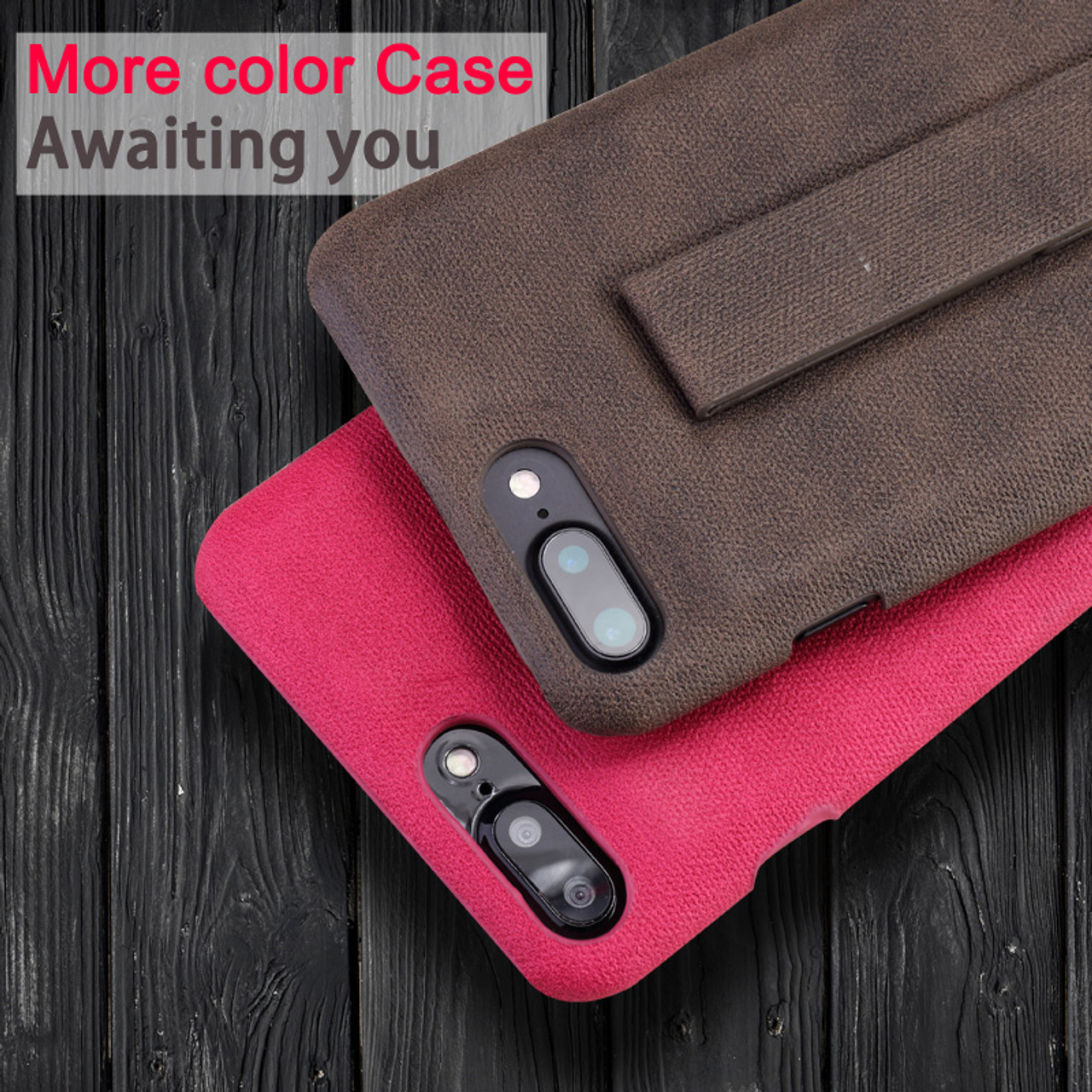 ... MOFi for iPhone 7 plus case luxury for women for iPhone 7 case leather  back for ... 1d9bf9a76