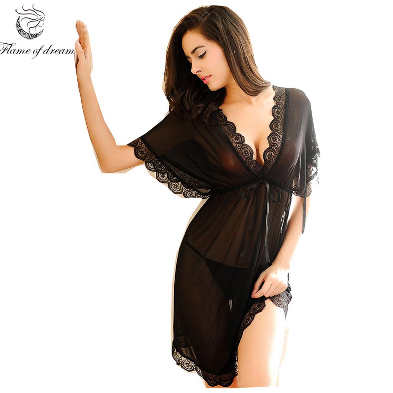 3057aedb1 Shirt sleep nightgowns Sleepwear nightdress Women s sexy sleepwear sexy  women s nightgown women sleep wear sets with ...