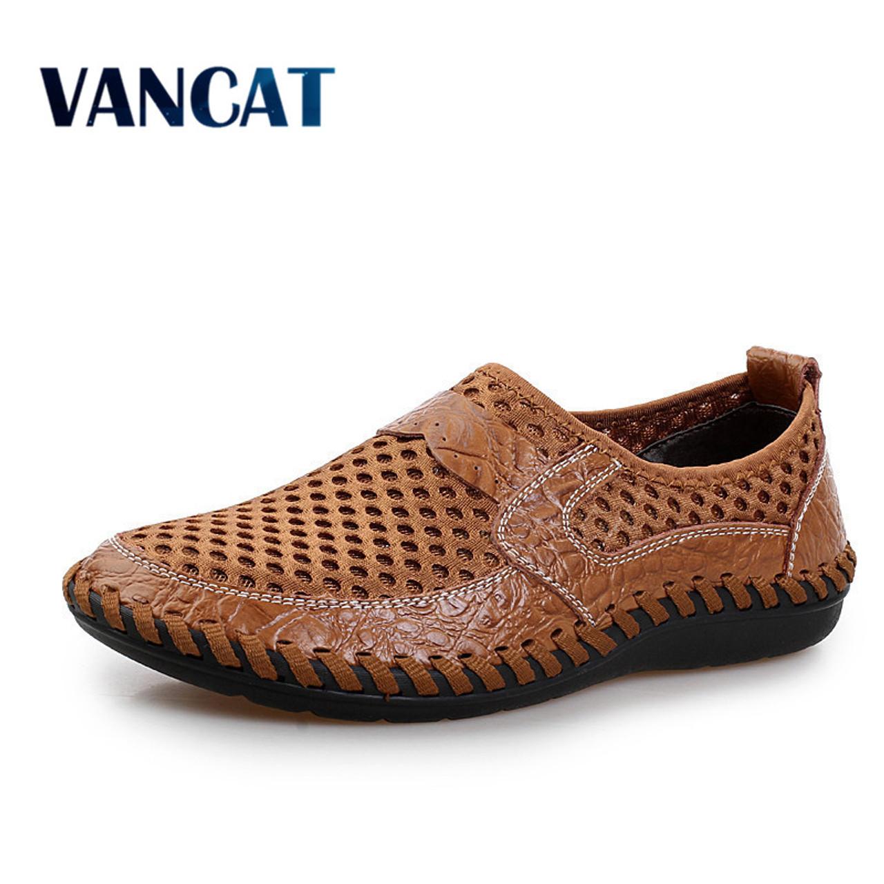 men's summer shoes slip on