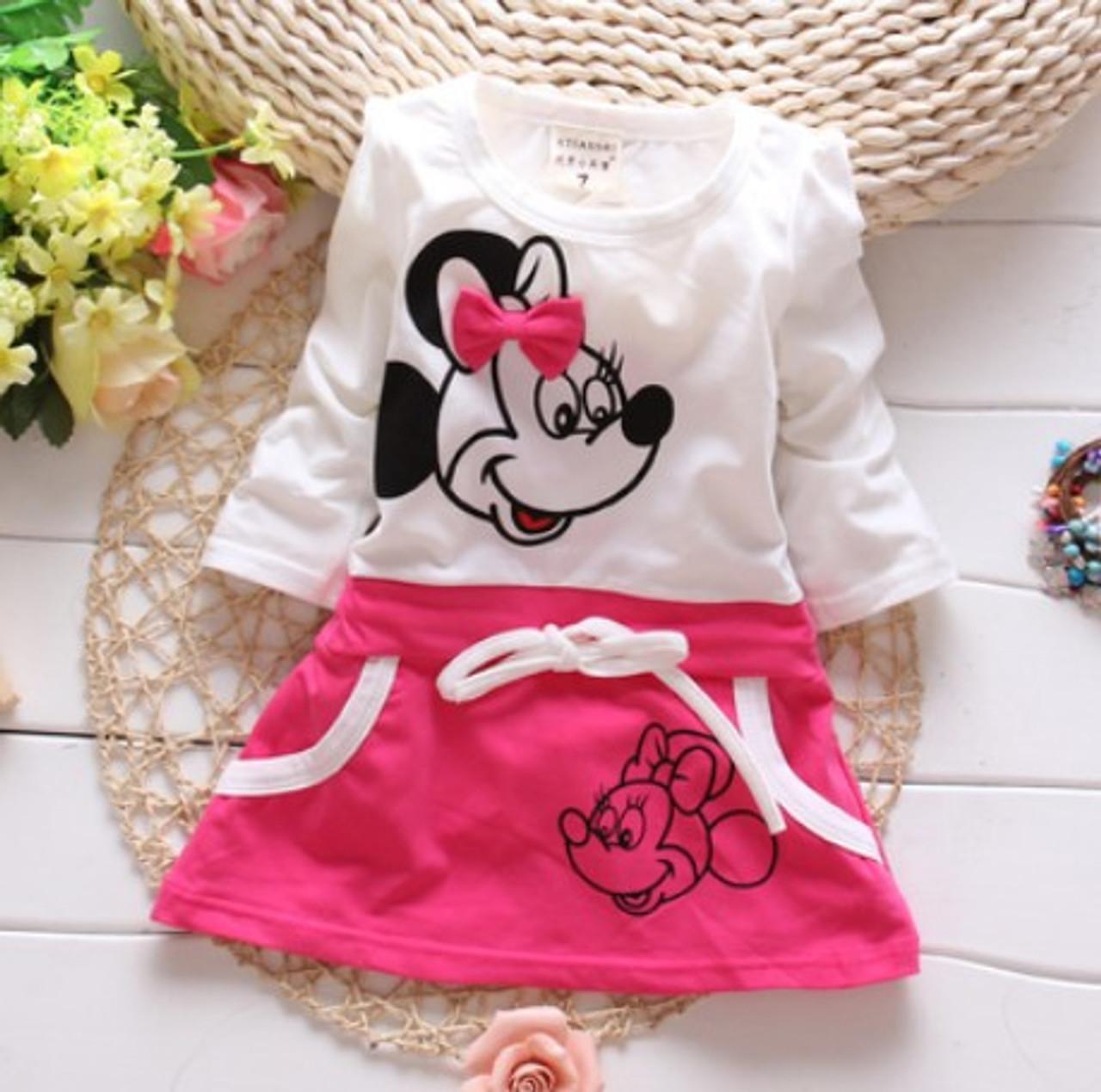 090126510 Baby girls dress New Fashion 100% cotton girl dresses Dress 2018 ...