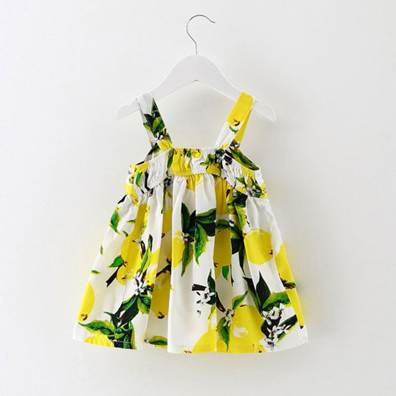 002dfb32a ... Infant baby clothes brand design sleeveless print bow dress 2016 summer  girls baby clothing cool cotton ...