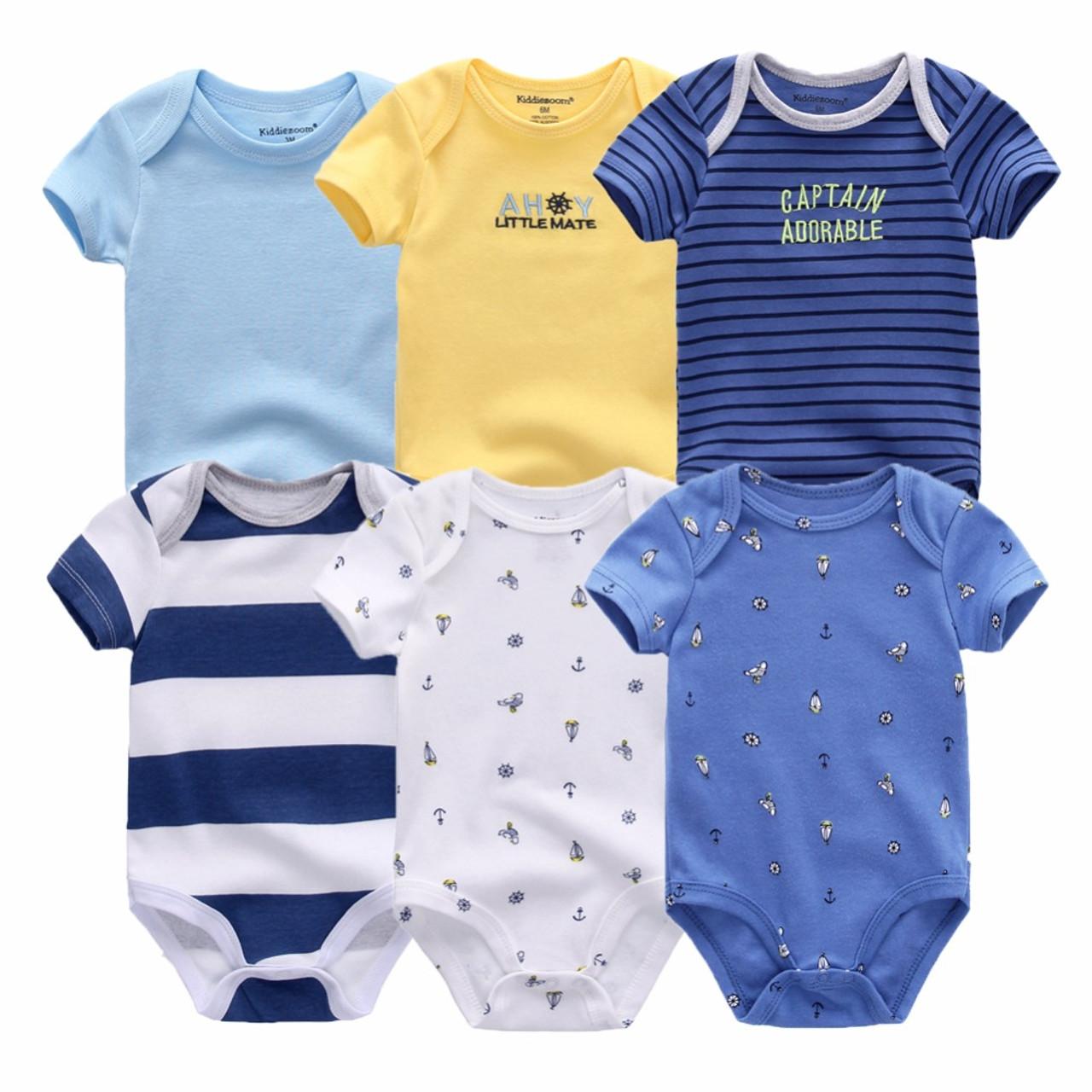 Baby Romper Fidget Spinner 100/% Cotton Long Sleeve Infant Bodysuit
