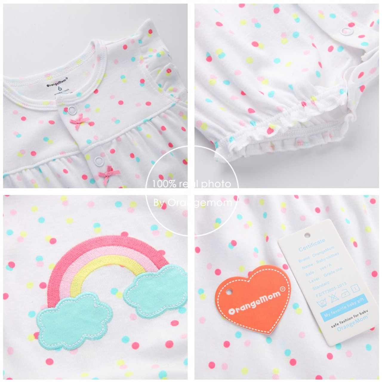... 2018 orangemom baby girl clothes one-pieces jumpsuits baby clothing  674a13ba5