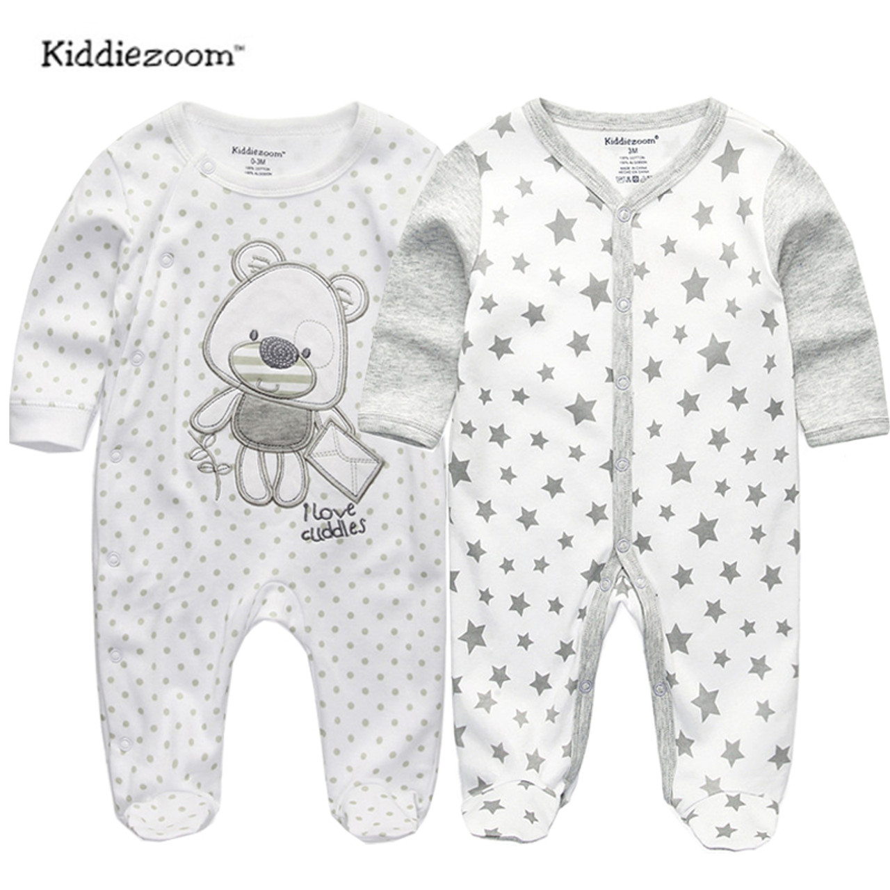 558c45fd17b23 2018 baby clothes Full Sleeve cotton infantis baby clothing romper cartoon  costume ropa bebe 3 6 9 12 M newborn boy girl clothes