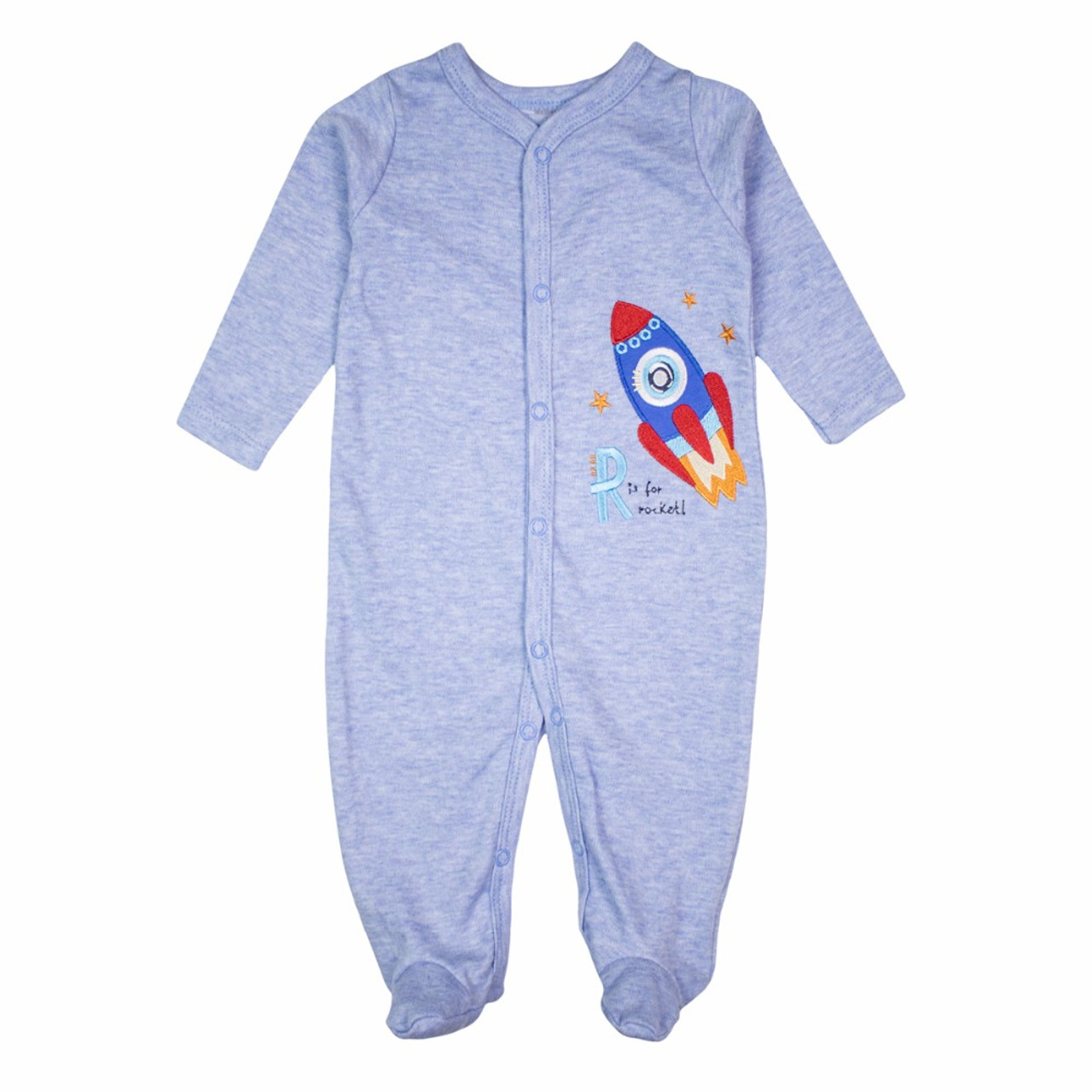 39d06b75452a 3 Pcs lot Baby Romper Long Sleeves 100% Cotton Comfortable Baby ...