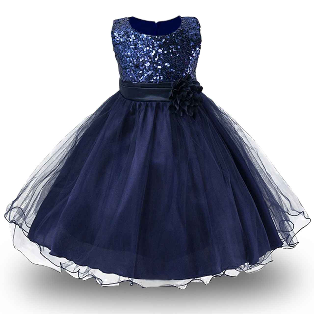 bb35c89585691 3-14yrs teenagers Girls Dress Wedding Party Princess Christmas Dresse for  girl Party Costume Kids Cotton Party girls Clothing