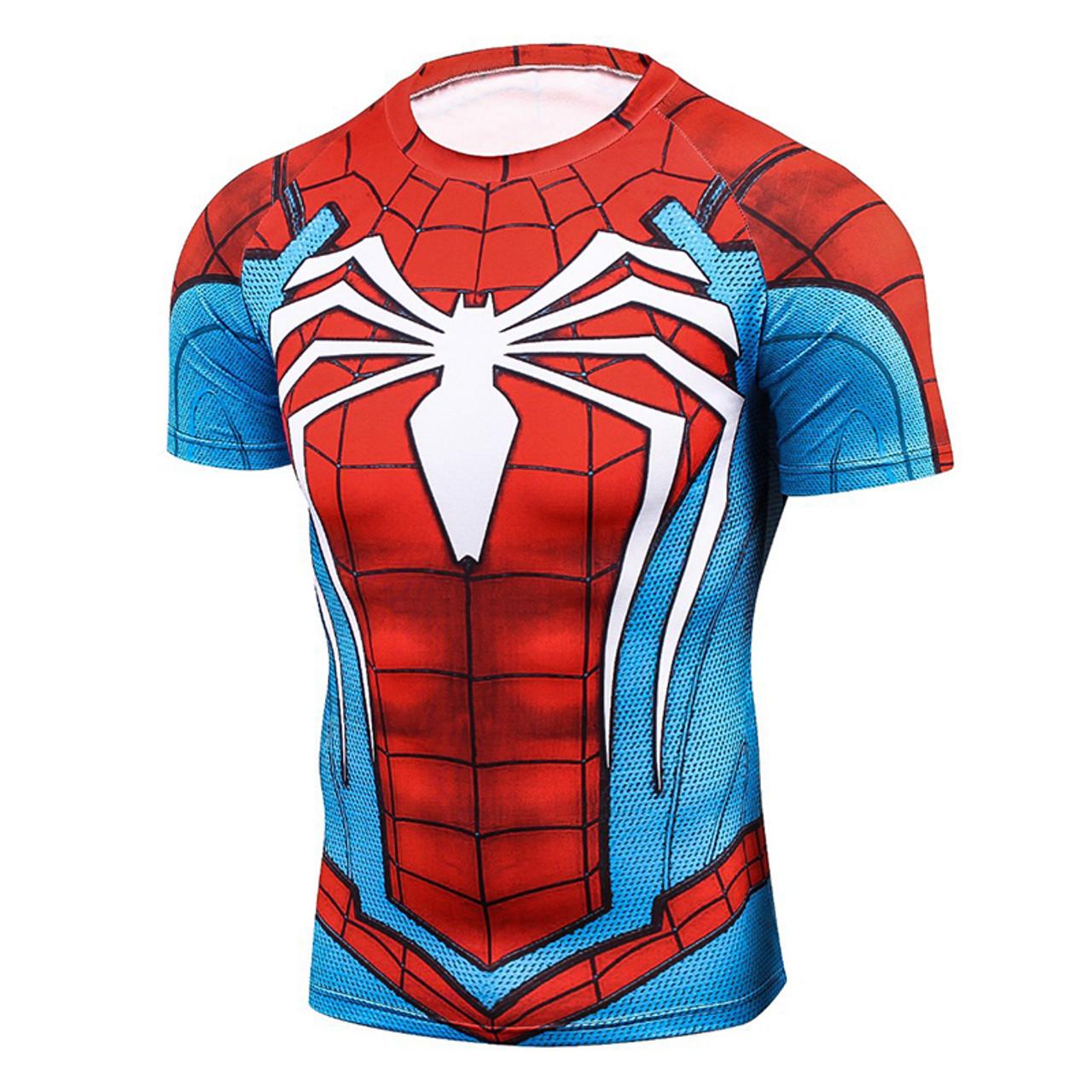 bb6c0dbfa ... YFFUSHI 2018 Hot Sale Men hoodies Fashion men Spiderman 3d print  Hoodies Streetwear Casual Cospaly Sweatshirt ...