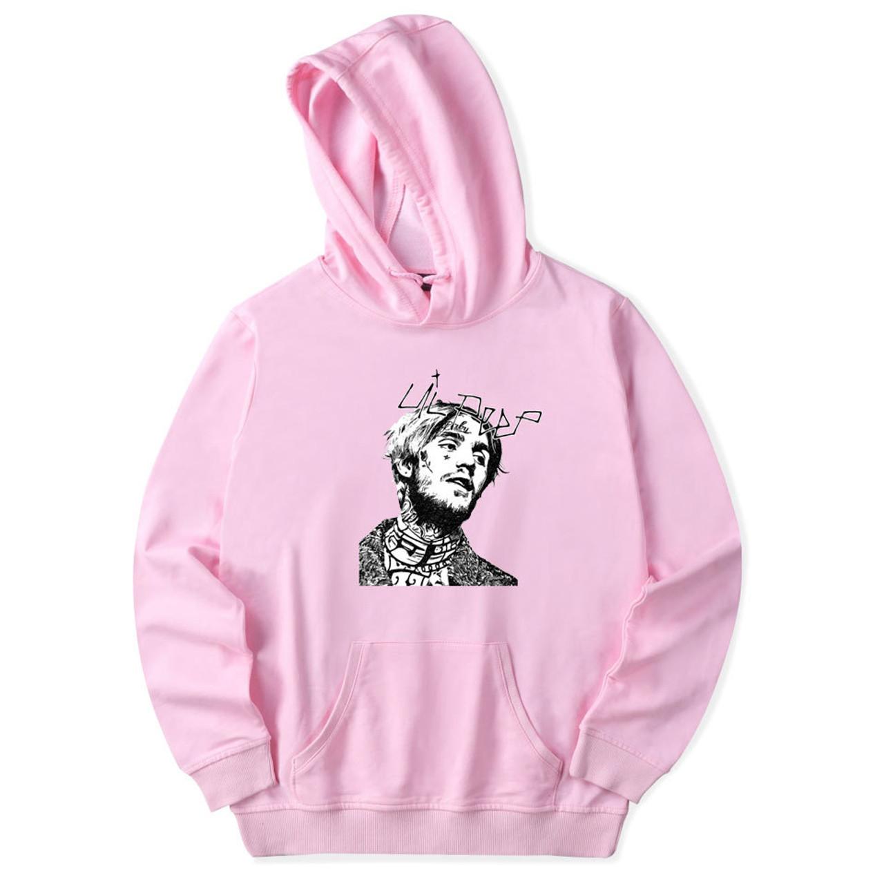 15cd8598827b Lil Peep Hoodies Love Winter Men Sweatshirts Hooded Pullover Casual ...