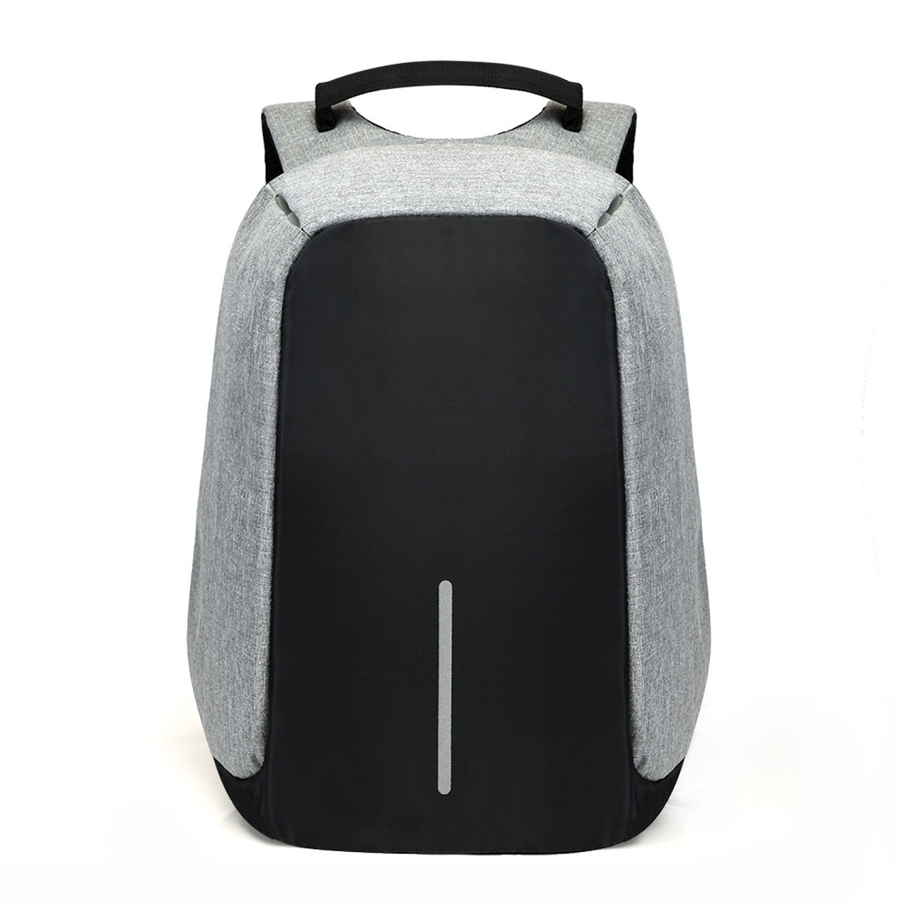 0828dc6ba7 15 inch Laptop Backpack USB Charging Anti Theft Backpack Men Travel Backpack  Waterproof School Bag bobby ...