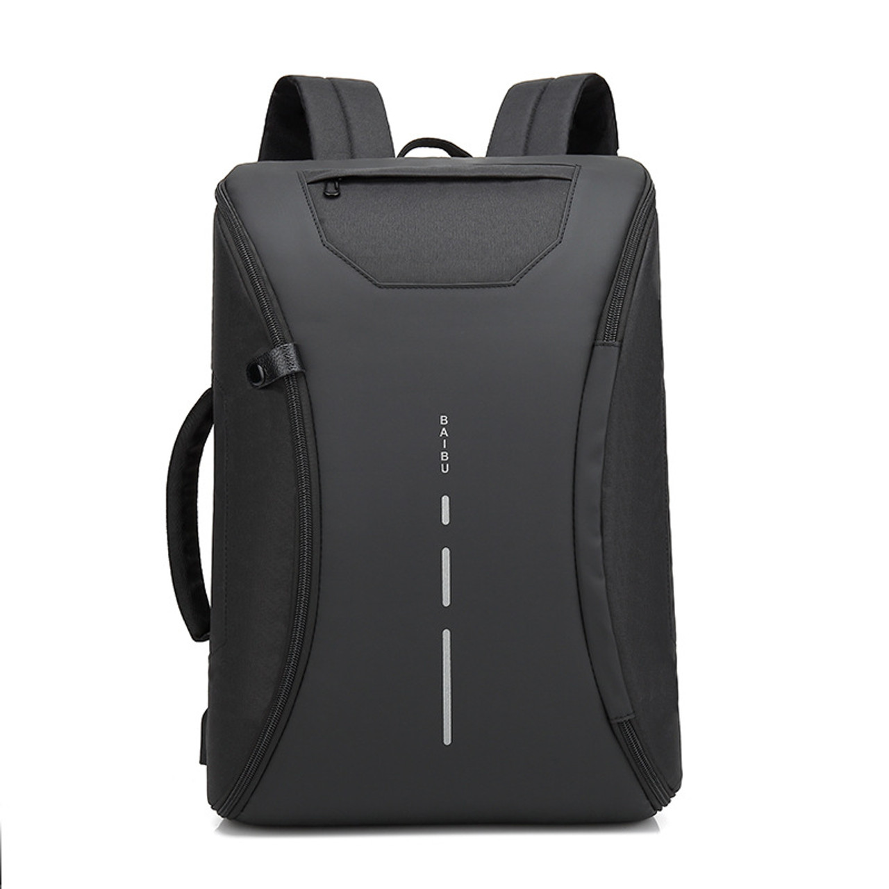 3fb30211ea4b 2018 Fashion Backpacks Men s Multifunction Waterproof Travel Backpack USB  Charging Anti Theft Laptop Backpack Casual School ...