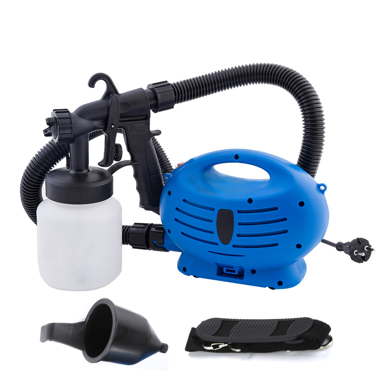 Electric paint spray gun automotive