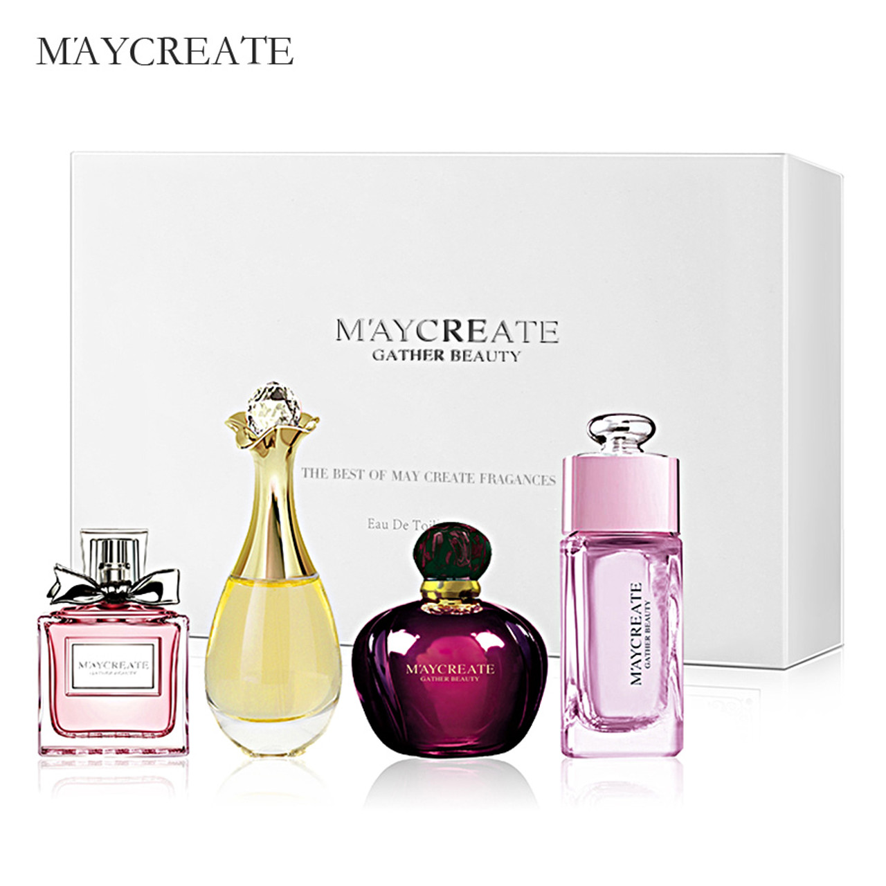 Maycreate 1set Perfume For Women Lasting Fragrance Parfum Women