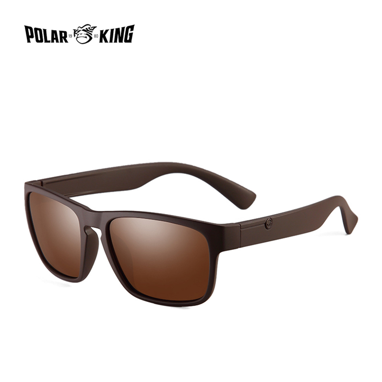 99df8b56ec3 ... POLARKING Brand Polarized Sunglasses For Men Plastic Oculos de sol Men s  Fashion Square Driving Eyewear Travel ...