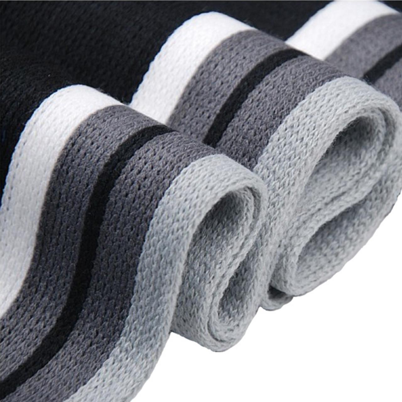 08879b09e ... Winter designer scarf men striped cotton scarf female & male brand  shawl wrap knit cashmere ...