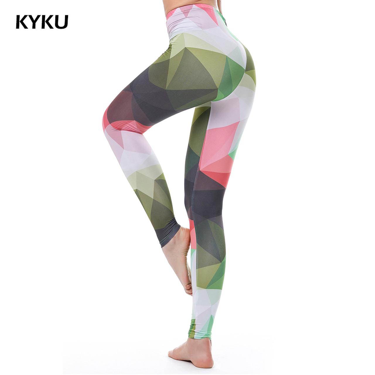 f0cba90e10bfa High Waist Colorful Leggings For Women Fitness Legging Push Up Leggings  Women Camouflage Leggins Sexy Fashion ...