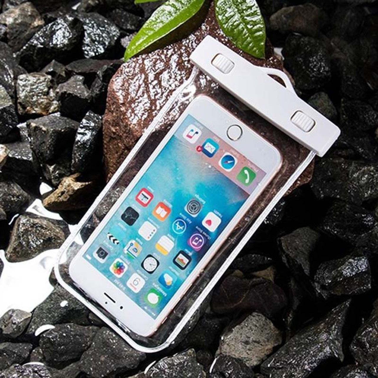 buy popular 1f669 6a0ac Waterproof Swim Impermeable Belt Mobile Cell Phone Sealed Bag Case for  Huawei mate 9/pro/honor p8/p9/super/plus/e/Blackview