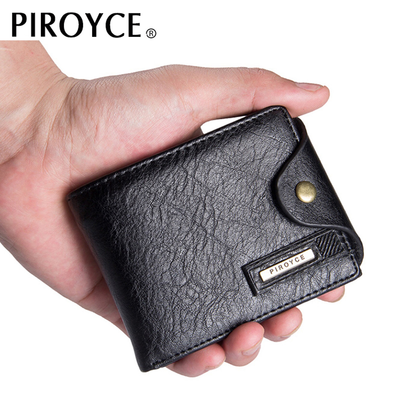 b8541ad8bdfc Small wallet men multifunction purse men wallets with coin pocket zipper men  leather wallet male famous brand money bag - OnshopDeals.Com