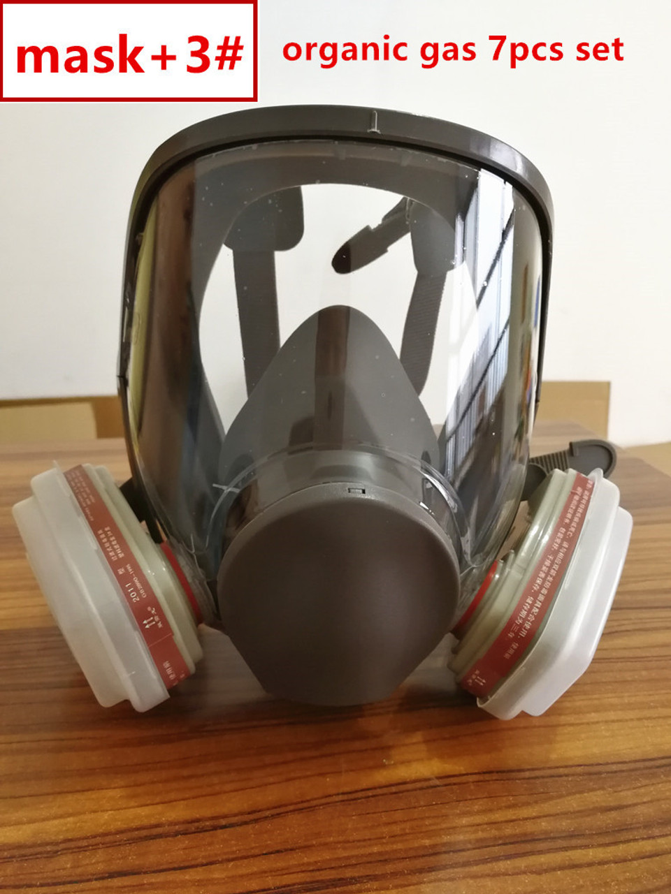 Back To Search Resultshome & Garden Cheap Price For 6800 Silicone Gas Mask Full Face Facepiece Respirator Painting Spraying Free Shipping Latest Technology Event & Party