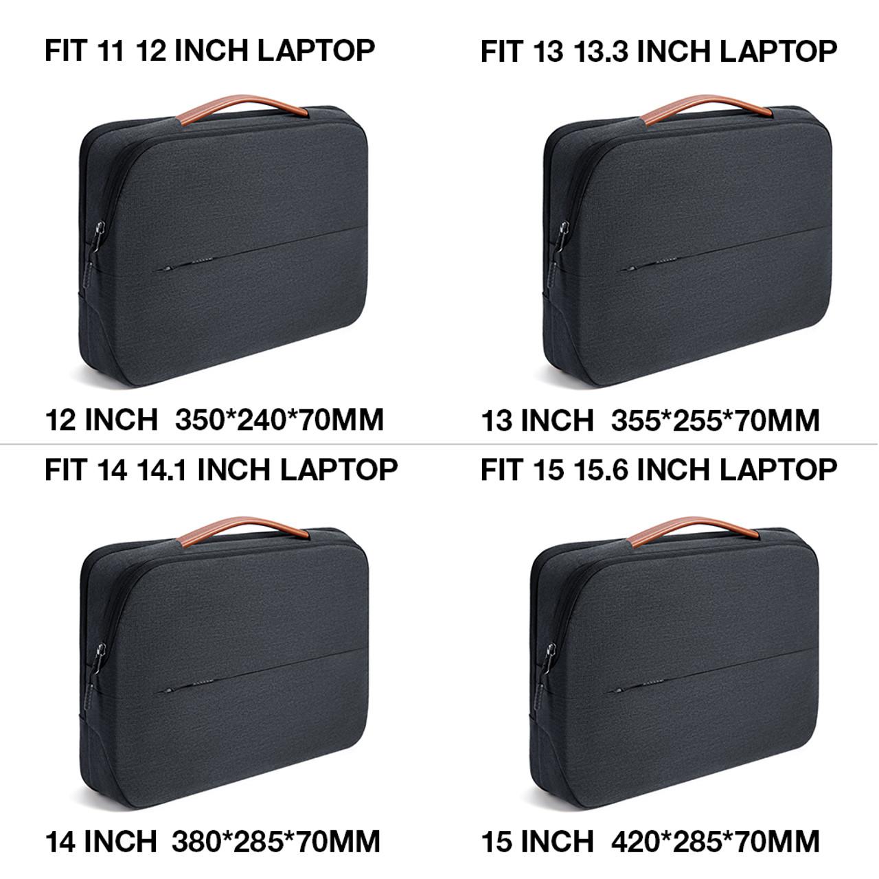 be1faf8eec205 ... KALIDI Laptop Bag 11 12 13.3 14 15.6 Inch Waterproof Notebook Bag 15  15.6 Inch For ...