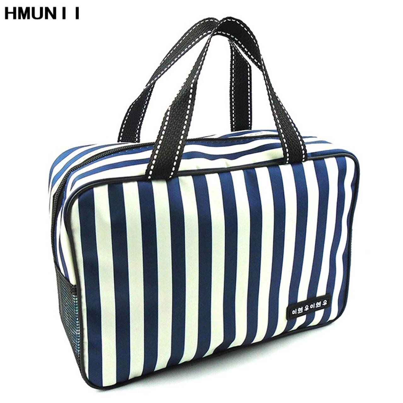d8ca5da897c9 New Women And Men Large Waterproof Makeup Bag Oxford Cloth Travel Wash Bag  Organizer Case Necessaries ...