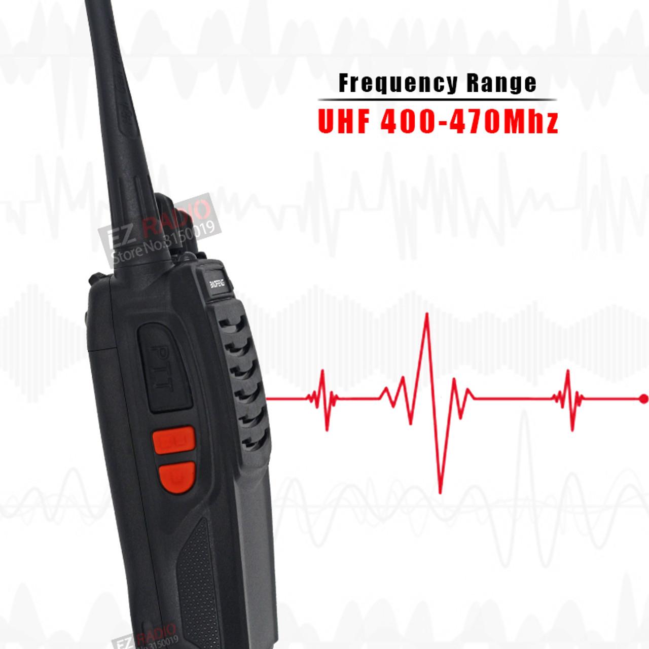 1pc Baofeng Walkie Talkie BF-C1 Cheap Pofung Baofeng Radio 5W 16CH UHF  400-470Mhz Walkie Talkies Upgrade 888S Baofeng bf-888s