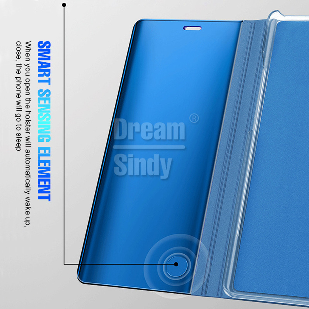 negozio online 65d44 ddf7e Luxury Mirror Flip Case For Huawei P20 Pro P20 Lite Mate 10 lite Full Cover  Phone Case For Huawei Mate 10 Pro P20 Plating Case