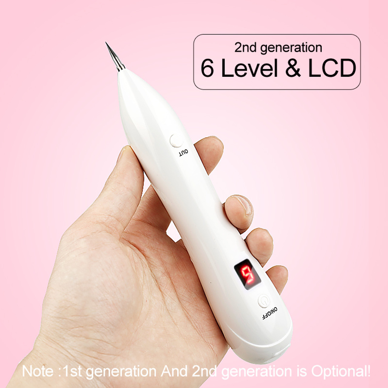 Back To Search Resultsbeauty & Health 9 Level Lcd Laser Plasma Pen Face Skin Dark Spot Remover Mole Tattoo Removal Machine Facial Freckle Tag Wart Removal Beauty Care