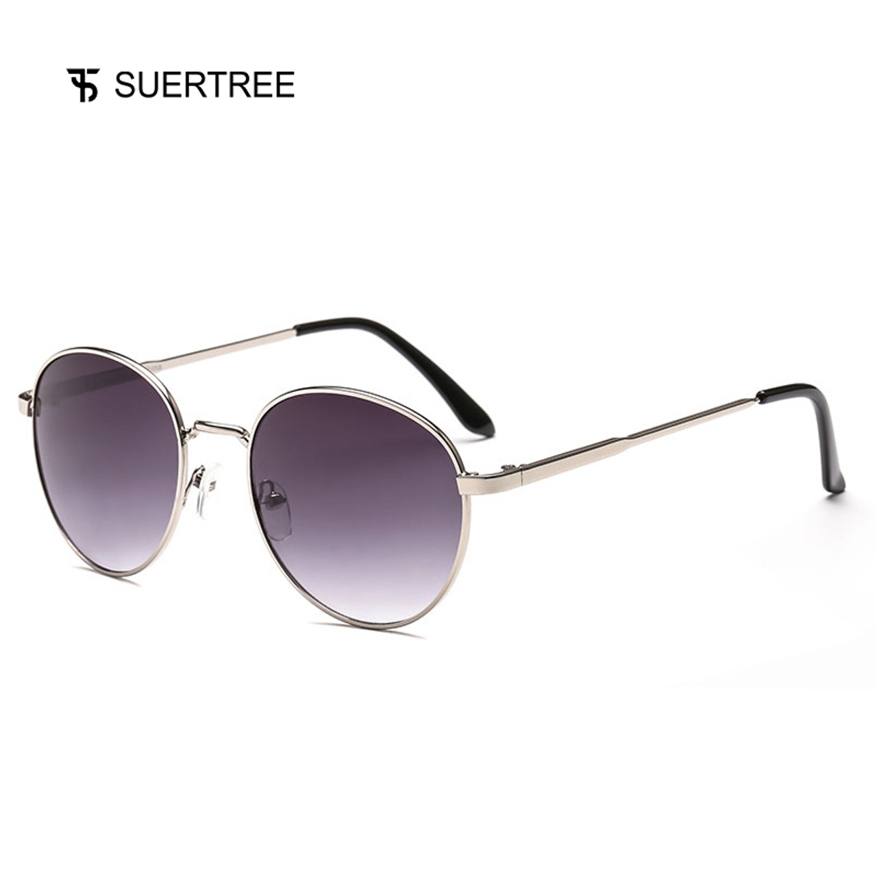 2018 New Round Metal Sunglasses Vintage Unisex Luxury Sun Glasses Retro Shades Wholesale Clearance Brand Designer High Quality Onshopdeals Com